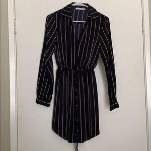 Striped Lush dress
